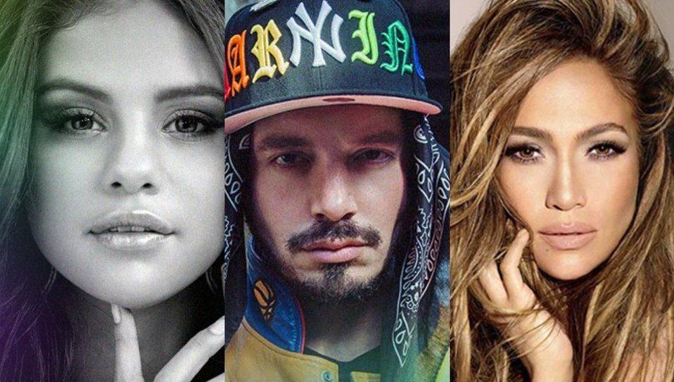 """Selena Gómez, J-Lo y J Balvin participarán en """"VAX Live"""" - Estación 40"""